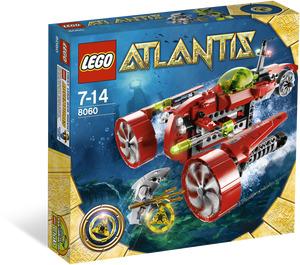 LEGO Typhoon Turbo Sub Set 8060 Packaging