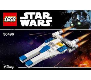 LEGO U-Wing Fighter Set 30496