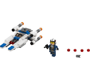 LEGO U-wing Microfighter Set 75160