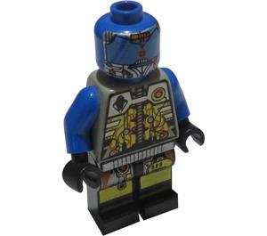LEGO UFO Droid Blue Minifigure