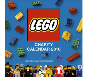 LEGO UK Charity Calendar 2010 (2853505)