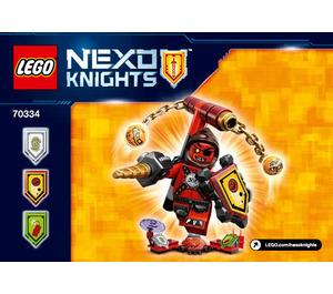 LEGO Ultimate Beast Master Set 70334 Instructions