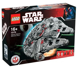 LEGO Ultimate Collector's Millennium Falcon Set 10179 Packaging