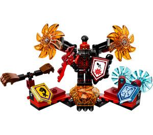 LEGO Ultimate General Magmar Set 70338