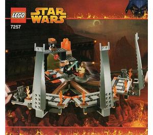 LEGO Ultimate Lightsaber Duel Set 7257