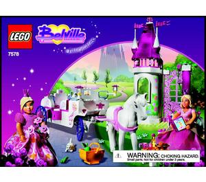 LEGO Ultimate Princesses Set 7578 Instructions