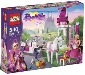 LEGO Ultimate Princesses Set 7578 Packaging