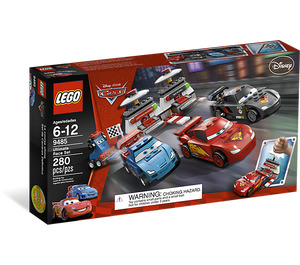 LEGO Ultimate Race Set 9485 Packaging