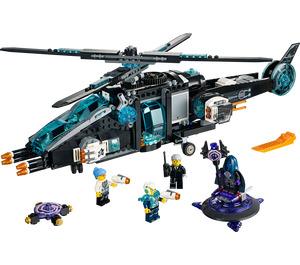 LEGO UltraCopter vs. AntiMatter Set 70170
