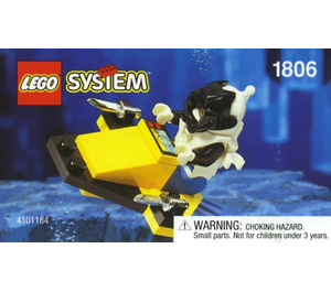 LEGO Underwater Scooter Set 1806