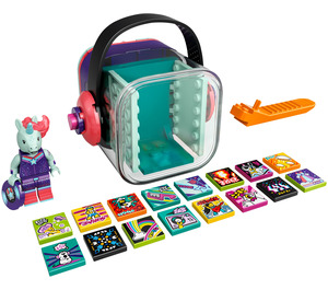 LEGO Unicorn DJ BeatBox Set 43106