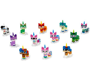 LEGO Unikitty! blind bags series 1 - Complete Set 41775-13