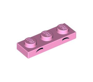 LEGO Unikitty Plate 1 x 3 (3623 / 38275)