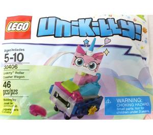 LEGO Unikitty Roller Coaster Wagon Set 30406