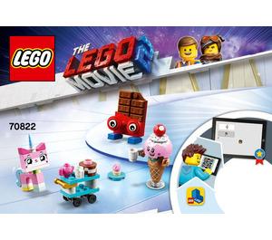 LEGO Unikitty's Sweetest Friends EVER! Set 70822 Instructions