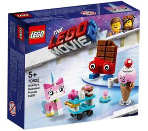 LEGO Unikitty's Sweetest Friends EVER! Set 70822 Packaging