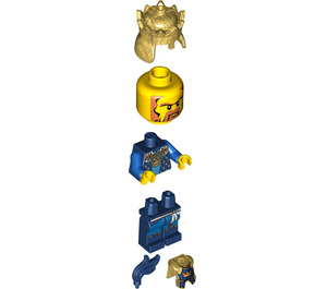 LEGO Unnamed Castle Minifigure