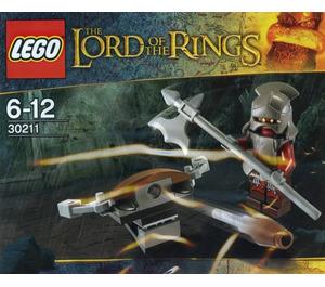 LEGO Uruk-Hai with ballista Set 30211