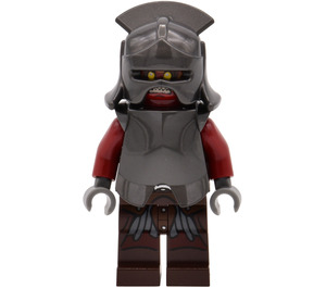 LEGO Uruk-hai with Helmet and Armor Minifigure