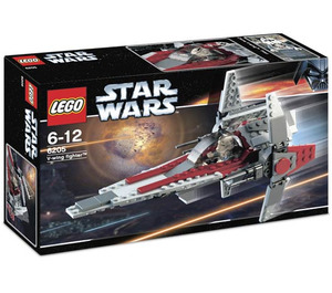 LEGO V-wing Fighter Set 6205 Packaging