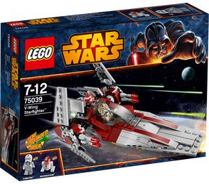 LEGO V-Wing Starfighter Set 75039 Packaging