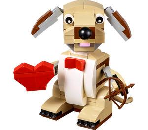 LEGO Valentine's Cupid Dog Set 40201