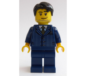 LEGO Valentine's Day Dinner Male Minifigure