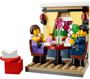 LEGO Valentine's Day Dinner Set 40120