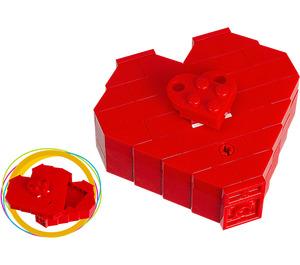 LEGO Valentine's Day Heart Box Set 40051
