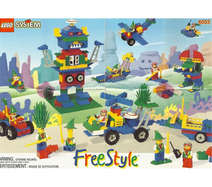 LEGO Value Bucket Medium Set 4055