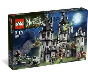 LEGO Vampyre Castle Set 9468 Packaging