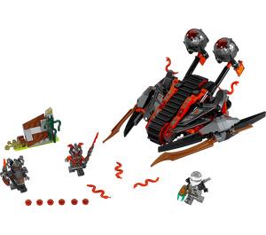 LEGO Vermillion Invader Set 70624