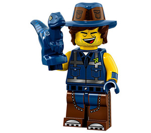 LEGO Vest Friend Rex Set 71023-14