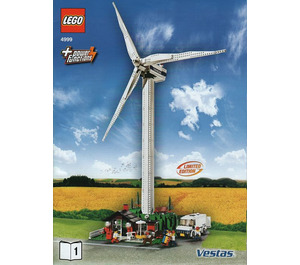 LEGO Vestas Wind Turbine Set 4999