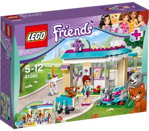 LEGO Vet Clinic Set 41085 Packaging