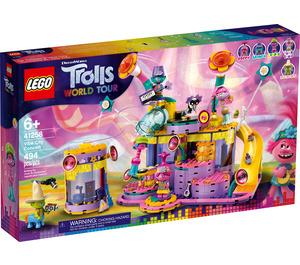 LEGO Vibe City Concert Set 41258 Packaging
