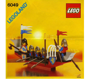 LEGO Viking Voyager Set 6049