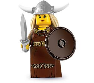 LEGO Viking Woman Set 8831-13