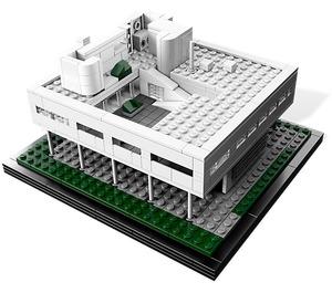 LEGO Villa Savoye Set 21014