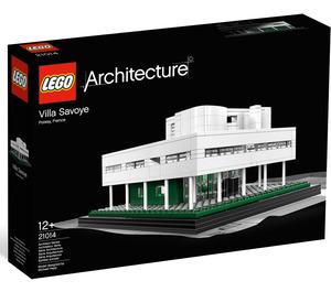 LEGO Villa Savoye Set 21014 Packaging