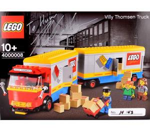LEGO Villy Thomsen Truck Set 4000008