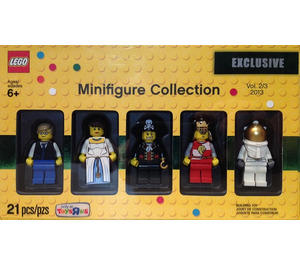 LEGO Vintage Minifigure Collection 2013 Vol. 2 (5002147)