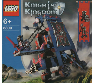 LEGO Vladek's Siege Engine Set 8800