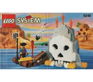 LEGO Volcano Island Set 6248