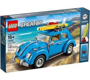 LEGO Volkswagen Beetle Set 10252 Packaging