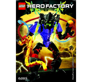 LEGO VOLTIX Set 6283 Instructions