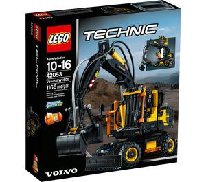 LEGO Volvo EW160E Set 42053 Packaging