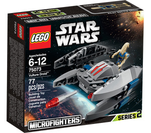 LEGO Vulture Droid Set 75073 Packaging