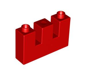 LEGO Wall 1 x 4 x 2 with Arrow Slits (16685)