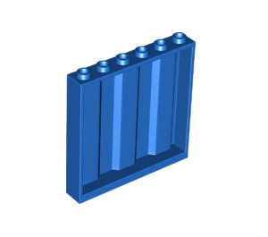 LEGO Wall 1 x 6 x 5 Container (23405)